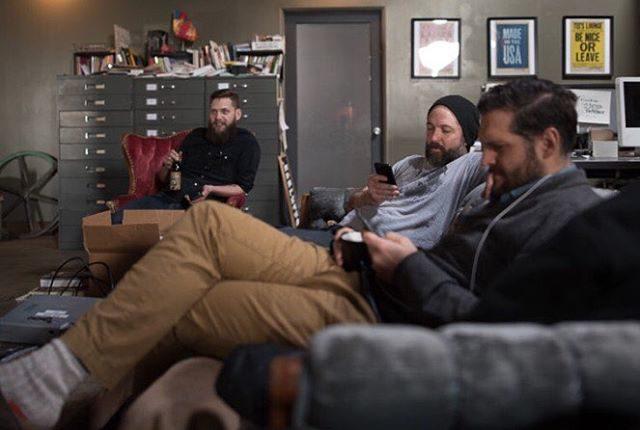 Whos worse at interviews Ben or Matt? You decide Ourhellip