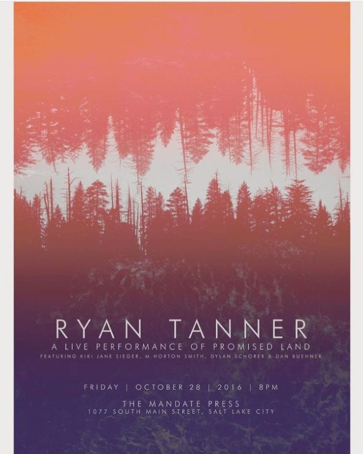 We are so pleased to be hosting our good friend @ryantannermusic this Friday night for a performance of his new album. Please join us.