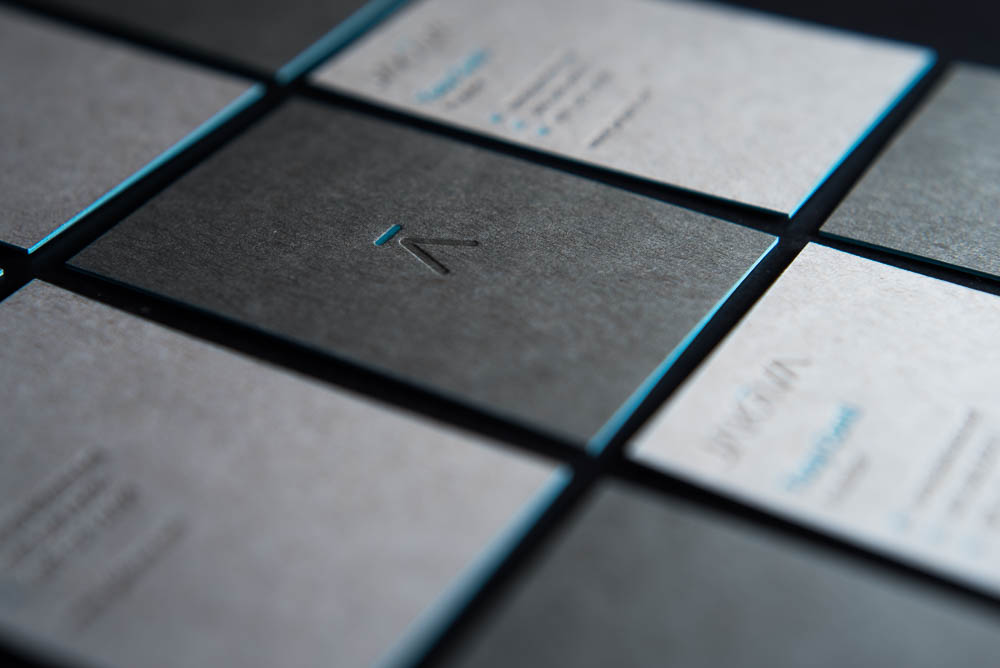Business card – Jakava | THE MANDATE PRESS | Professional ...