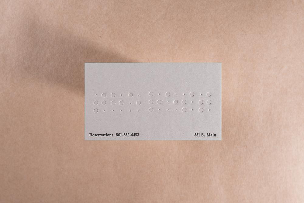 Blind Deboss vs. Blind Letterpress | THE MANDATE PRESS ...