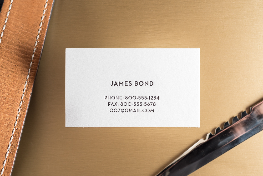 The best price in town for letterpress actually yes the mandate we actually spent the last month shopping our competition and our online templates remain to be the lowest cost letterpress business cards available reheart Gallery