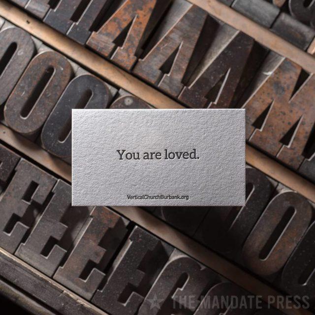 Sometimes you need a reminder     letterpressisourbusinesshellip